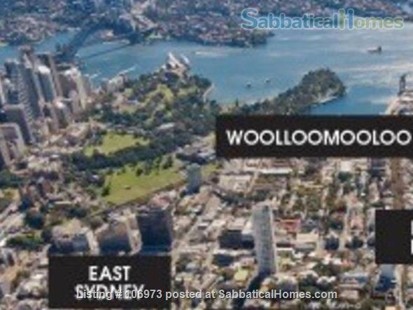 NEW! Sydney CBD - Enjoy Summer in this sunny apartment Home Rental in Woolloomooloo, NSW, Australia 8