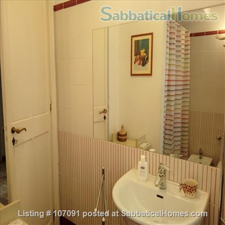 P.zza Savonarola, comfortable  apartment, 80 m2, all utiities included Home Rental in Florence, Toscana, Italy 7