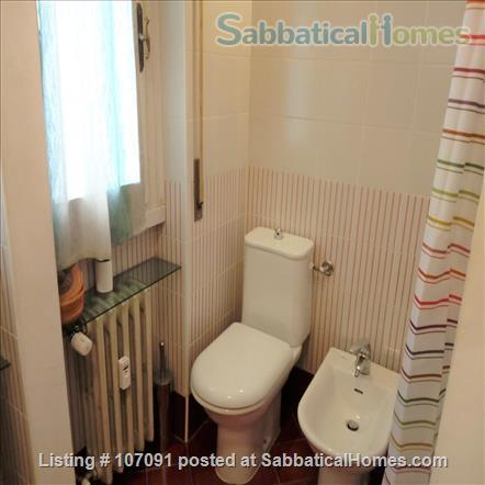 P.zza Savonarola, comfortable  apartment, 80 m2, all utiities included Home Rental in Florence, Toscana, Italy 8