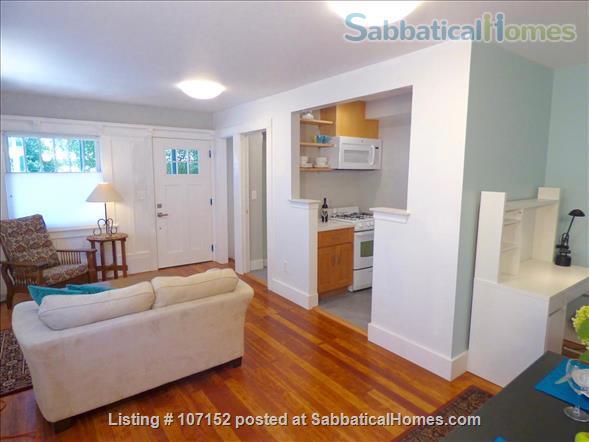 Claremont-Elmwood Elegant Apartment  Home Rental in Berkeley, California, United States 1