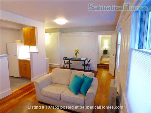 Claremont-Elmwood Elegant Apartment  Home Rental in Berkeley, California, United States 0