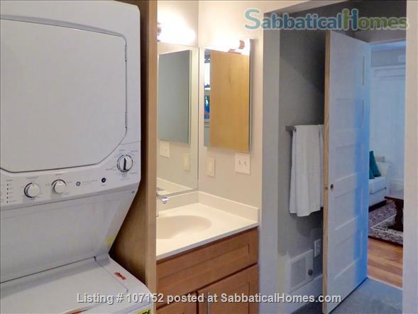 Claremont-Elmwood Elegant Apartment  Home Rental in Berkeley, California, United States 8