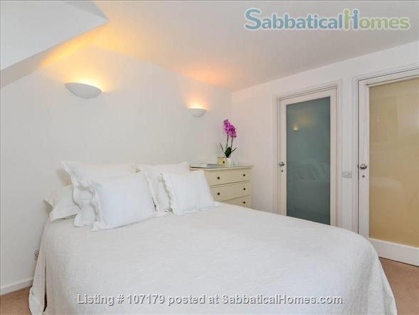 Two bedroom, two bathroom apartment to rent in London's fashionable Chelsea neighborhood.  Option to pay rent in dollars. Home Rental in London, England, United Kingdom 6