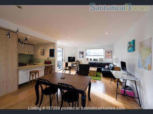 Large 2 bedroom apartment, right next to University of Melbourne, RMIT, next to desirable Lygon Street Home Rental in Carlton, VIC, Australia 1
