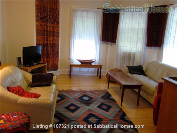 Fully Furnished Brookline Condo All Utilities Included, 2 Blocks to D line Home Rental in Brookline, Massachusetts, United States 0