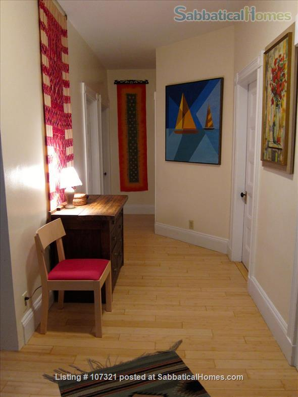 Fully Furnished Brookline Condo All Utilities Included, 2 Blocks to D line Home Rental in Brookline, Massachusetts, United States 6