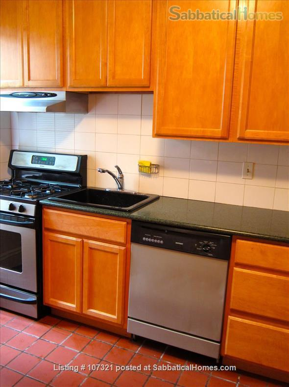 Fully Furnished Brookline Condo All Utilities Included, 2 Blocks to D line Home Rental in Brookline, Massachusetts, United States 5