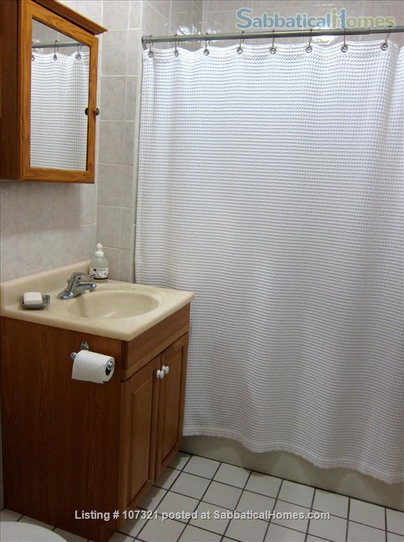 Fully Furnished Brookline Condo All Utilities Included, 2 Blocks to D line Home Rental in Brookline, Massachusetts, United States 7