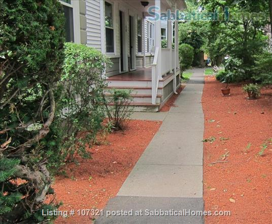 Fully Furnished Brookline Condo All Utilities Included, 2 Blocks to D line Home Rental in Brookline, Massachusetts, United States 8