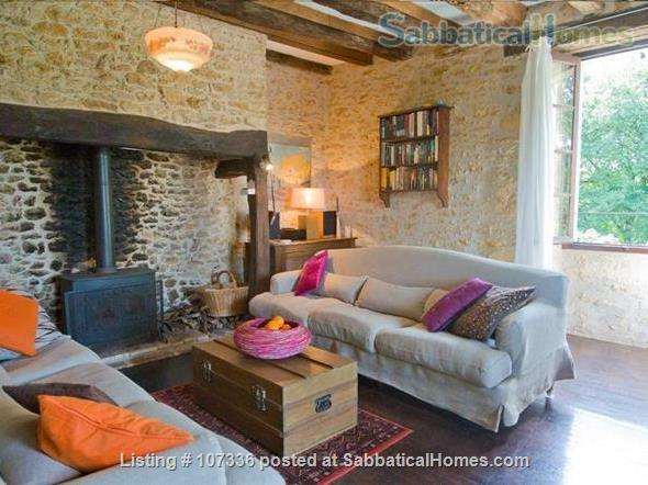 Beautiful stylish countryside villa in the Dordogne  Home Rental in Villefranche-du-Périgord, Nouvelle-Aquitaine, France 9