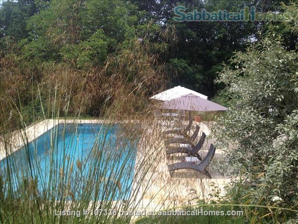 Beautiful stylish countryside villa in the Dordogne  Home Rental in Villefranche-du-Périgord, Nouvelle-Aquitaine, France 1