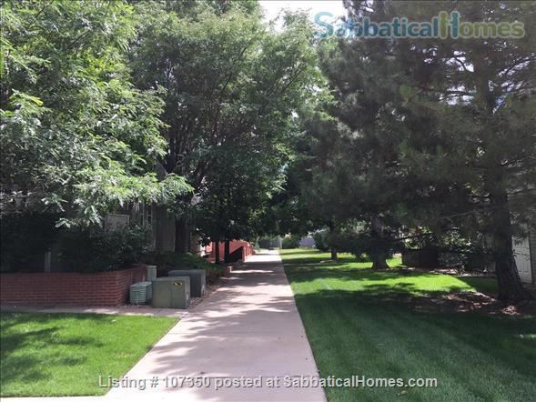 Love this Condo, Boulder, CO  Executive/Family Perfect !  Available now during the Pandemic, very clean. Home Rental in Boulder, Colorado, United States 2