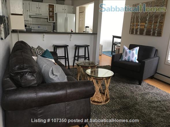 Love this Condo, Boulder, CO  Executive/Family Perfect !  Available now during the Pandemic, very clean. Home Rental in Boulder, Colorado, United States 4