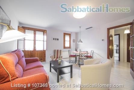Belvedere Condo, 18009 Granada -  WIFI & A/C Home Rental in Granada, Andalucía, Spain 2