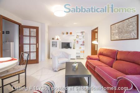Belvedere Condo, 18009 Granada -  WIFI & A/C Home Rental in Granada, Andalucía, Spain 3