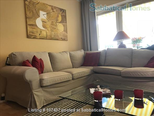 Munich  -  Schwabing  -  Central  -  3  rooms -   beautiful   Apartment  -  Home Rental in München, BY, Germany 1