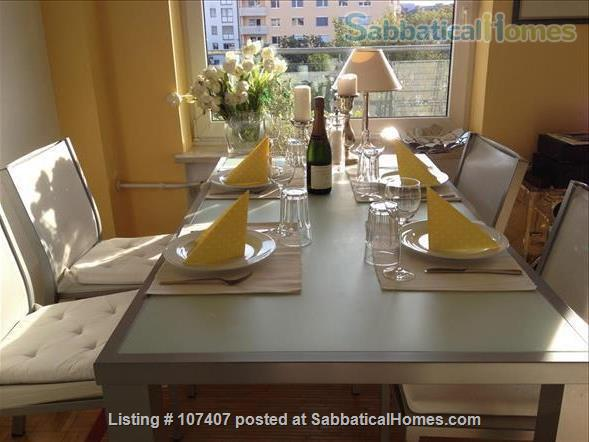 Munich  -  Schwabing  -  Central  -  3  rooms -   beautiful   Apartment  -  Home Rental in München, BY, Germany 3