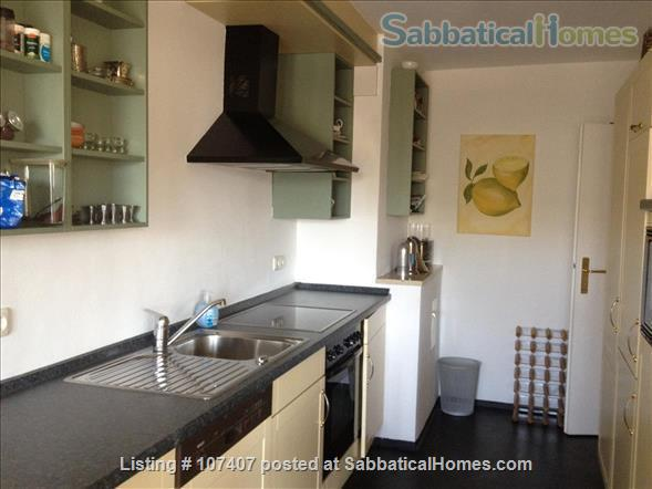Munich  -  Schwabing  -  Central  -  3  rooms -   beautiful   Apartment  -  Home Rental in München, BY, Germany 4