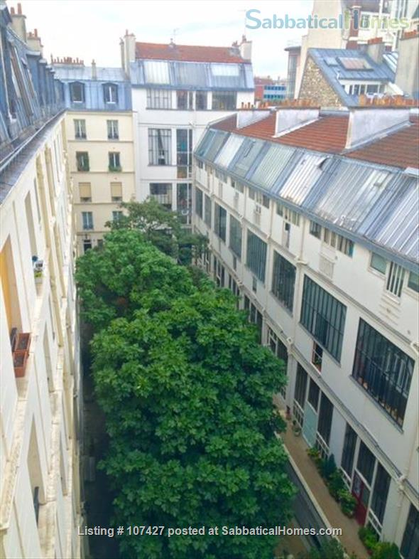 Left Bank between the Luxembourg garden and the cafés/cinemas of Montparnasse : sunny and calm. Home Rental in Paris, Île-de-France, France 9