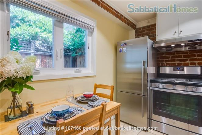 Quiet 1-bd cottage, gorgeous garden,  minutes to UC, BART, shops Home Rental in Berkeley, California, United States 1
