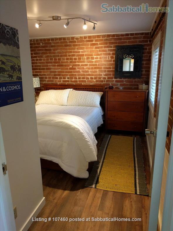 Quiet 1-bd cottage, gorgeous garden,  minutes to UC, BART, shops Home Rental in Berkeley 3