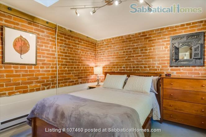 Quiet 1-bd cottage, gorgeous garden,  minutes to UC, BART, shops Home Rental in Berkeley, California, United States 4