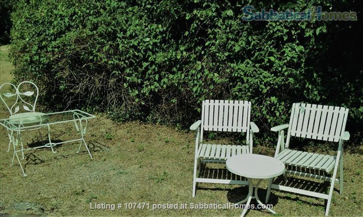 Woodcutter's cottage (Gite) in forest of Compiègne (Oise) One Hour from Paris Home Rental in Saint-Jean-aux-Bois, Nord-Pas-de-Calais Picardie, France 2