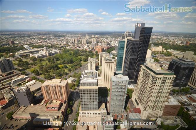 CBD Modern 2-Bed/2-Spa bath penthouse near Melbourne University,  RMIT, Australian Catholic University, St. Vincent's Hospital, Epworth Hospital Home Rental in Melbourne, VIC, Australia 1