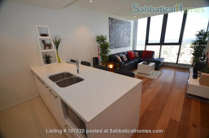 CBD Modern 2-Bed/2-Spa bath penthouse near Melbourne University,  RMIT, Australian Catholic University, St. Vincent's Hospital, Epworth Hospital Home Rental in Melbourne, VIC, Australia 0