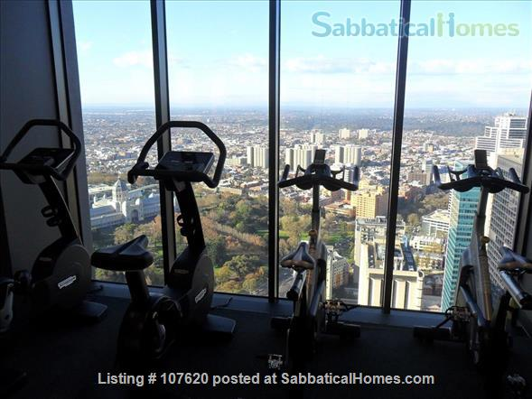 CBD Modern 2-Bed/2-Spa bath penthouse near Melbourne University,  RMIT, Australian Catholic University, St. Vincent's Hospital, Epworth Hospital Home Rental in Melbourne, VIC, Australia 7