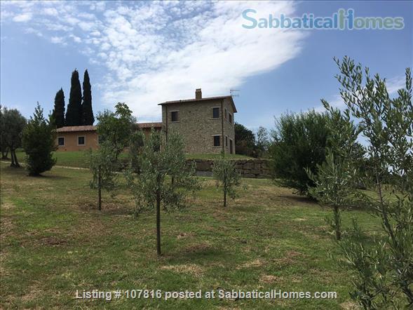 Italian Green Dreamhouse in Umbria Home Rental in Guardea, Umbria, Italy 1