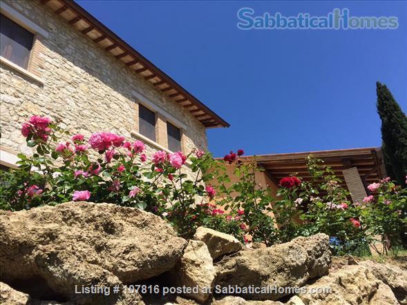 Italian Green Dreamhouse in Umbria Home Rental in Guardea, Umbria, Italy 0