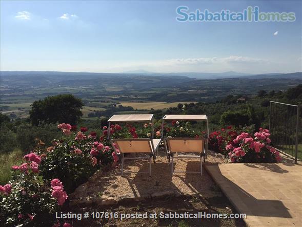 Italian Green Dreamhouse in Umbria Home Rental in Guardea, Umbria, Italy 3