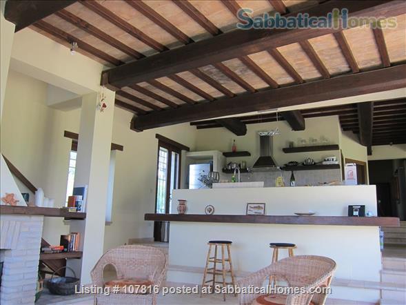 Italian Green Dreamhouse in Umbria Home Rental in Guardea, Umbria, Italy 7