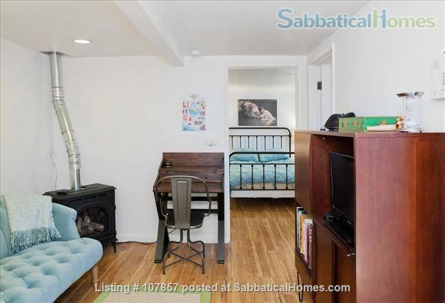 Garden Apartment in Desirable Grand Lake Area Home Rental in Oakland, California, United States 1