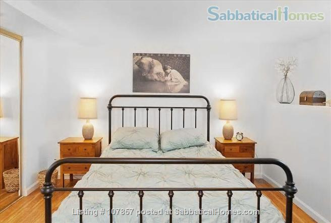Garden Apartment in Desirable Grand Lake Area Home Rental in Oakland, California, United States 3
