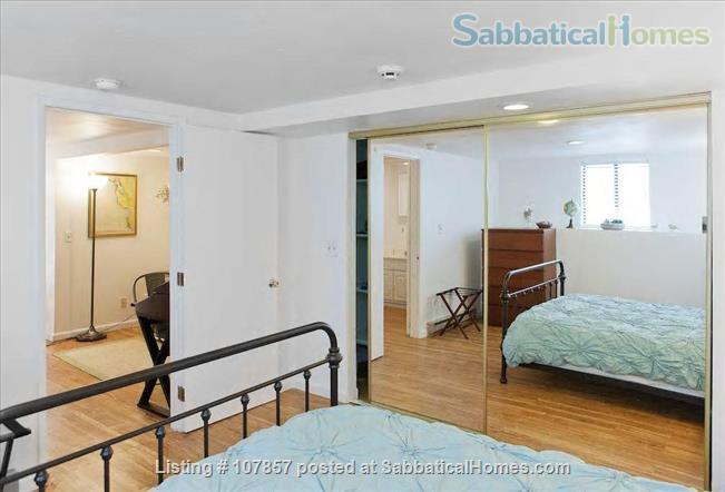 Garden Apartment in Desirable Grand Lake Area Home Rental in Oakland, California, United States 4