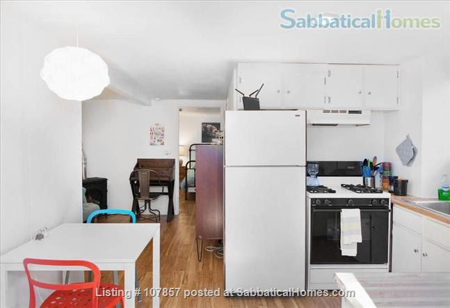 Garden Apartment in Desirable Grand Lake Area Home Rental in Oakland, California, United States 5