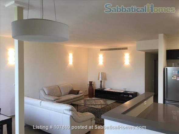 Beautiful luxury two bedroom furnished apartment overlooking the Dome of the Rock Home Rental in Jerusalem, Jerusalem District, Israel 1
