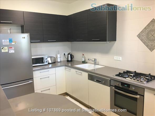 Beautiful luxury two bedroom furnished apartment overlooking the Dome of the Rock Home Rental in Jerusalem, Jerusalem District, Israel 0