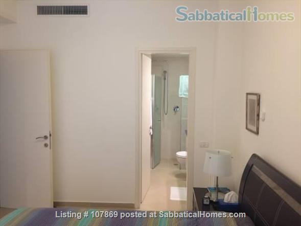 Beautiful luxury two bedroom furnished apartment overlooking the Dome of the Rock Home Rental in Jerusalem, Jerusalem District, Israel 5