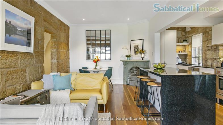 Live by the beach - wake up to a view.  *direct M30 bus to Sydney Uni Home Rental in Mosman, New South Wales, Australia 3