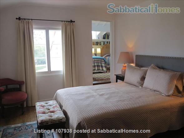 Santa Barbara Mission and Mountain View Home Rental in Santa Barbara, California, United States 9