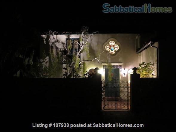 Santa Barbara Mission and Mountain View Home Rental in Santa Barbara, California, United States 3