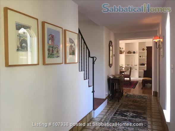Santa Barbara Mission and Mountain View Home Rental in Santa Barbara, California, United States 4