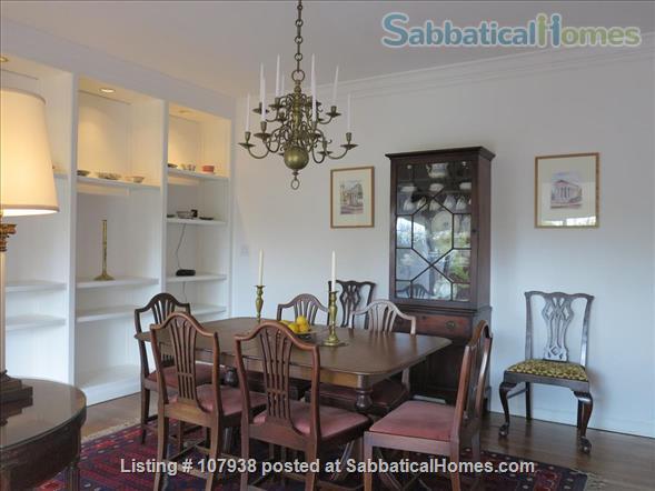 Santa Barbara Mission and Mountain View Home Rental in Santa Barbara, California, United States 5