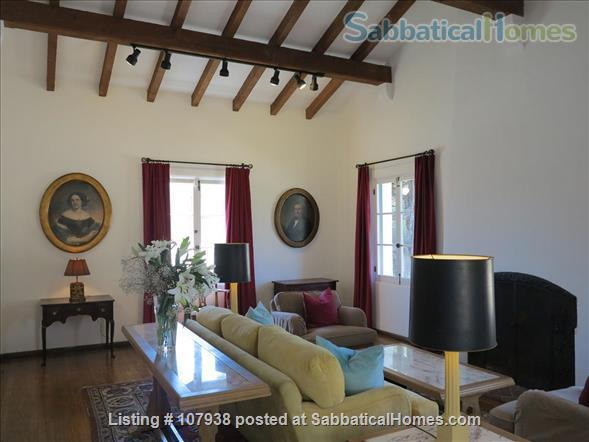 Santa Barbara Mission and Mountain View Home Rental in Santa Barbara, California, United States 6