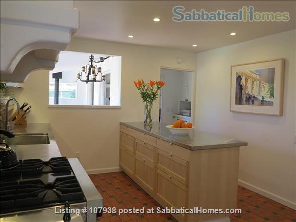 Santa Barbara Mission and Mountain View Home Rental in Santa Barbara, California, United States 7