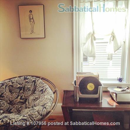 Beautiful Condo in Jamaica Plain Available Jan-June (Utilities Included) Home Rental in Boston 9