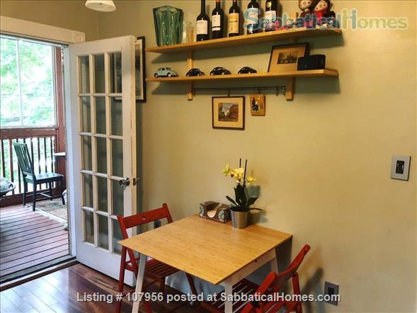 Beautiful Condo in Jamaica Plain Available Jan-June (Utilities Included) Home Rental in Boston 1